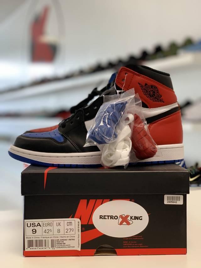 timeless design 4578b 3b504 Air Jordan 1 Retro High Og Top 3