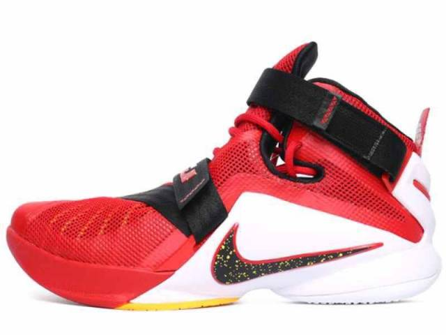Nike LeBron Zoom Soldier 9 - Red