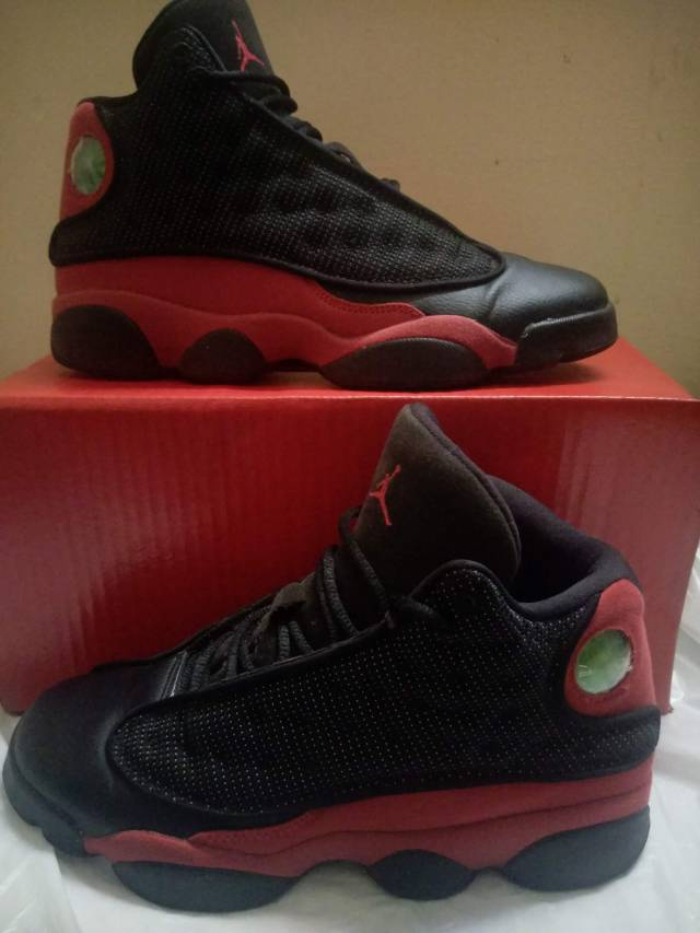 buy popular 21f1a 359ac Air Jordan 13 Gs Chicago (2017)