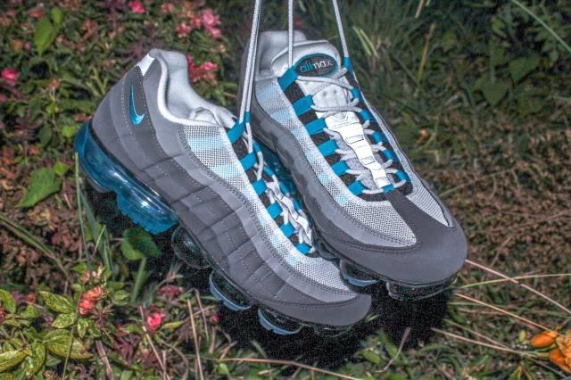Nike air max 95 origional old school trainers, in Depop
