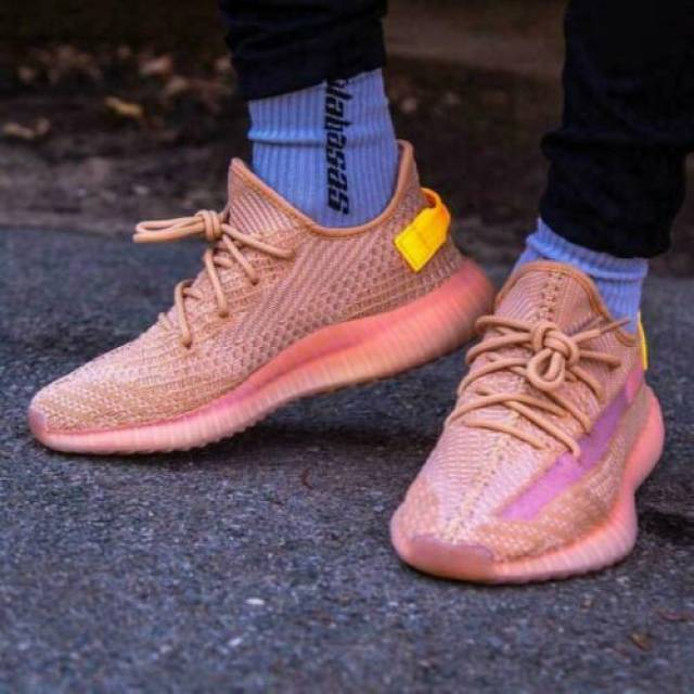 Adidas Yeezy Boost 350 V2 Clay Size 8 9