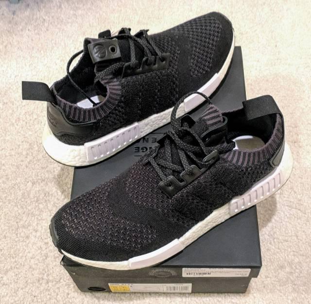 Men's New Adidas NMD R1 A Ma Maniere