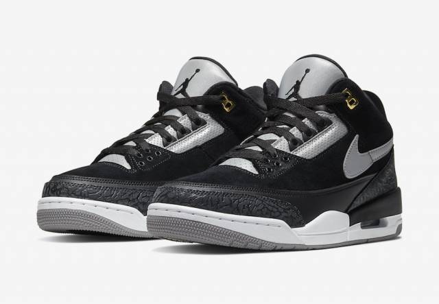 Falsedad Ojalá pájaro  Nike Air Jordan 3 Retro Tinker Black Cement CK4348-007 | Kixify Marketplace