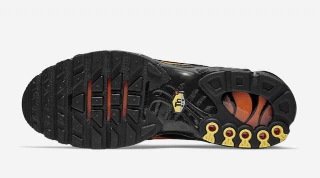 Nike Men's Air Max Plus 97 Black Hints