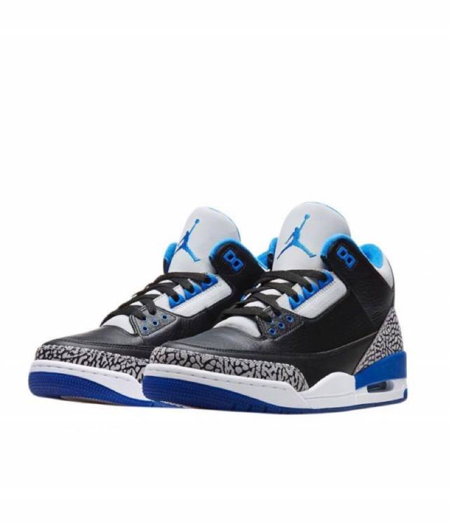 aj3 sport blue