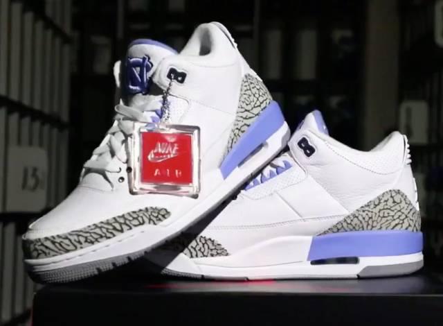"Air Jordan 3 "" Unc P.E."" | Kixify"
