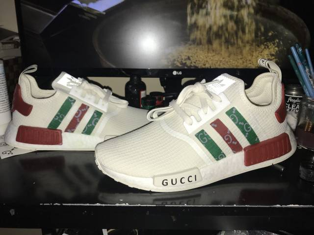 Adidas Gucci NMD Custom | Kixify