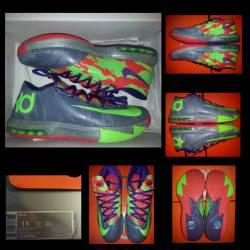 Nike kd vi nerf  energy size 11