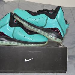 Nike lebron james 8 pre heat s...
