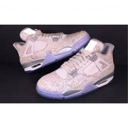Air jordan retro 4 laser (mess...