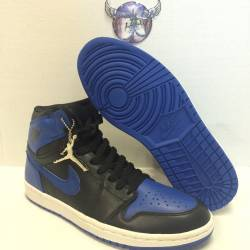 "Air jordan 1 high ""royal blue""..."