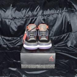 Nike air jordan 3 crimson