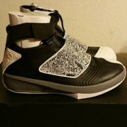 Jordan retro 20's cool grey's