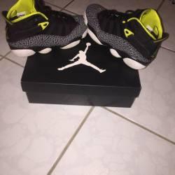 Jordan 6 rings venom green