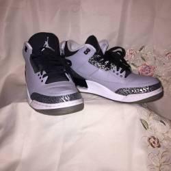 Wolf grey 3's