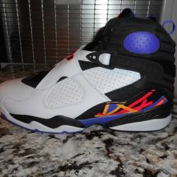Air jordan 8 third time's a ch...