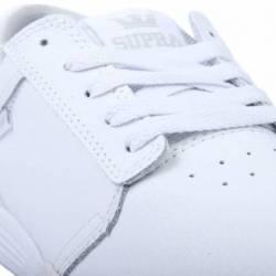 Supra hammer - white/white