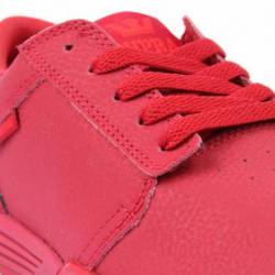 Supra hammer - red/red