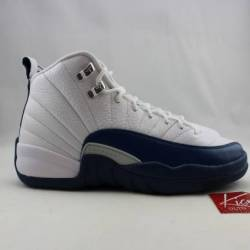 Air jordan 12 retro bg french ...