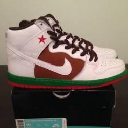Nike dunk premium hi sb cali