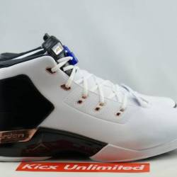 Air jordan 17+ retro copper sz...