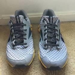 Men s realflex grey, yellow, b...