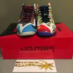 Lebron 11 what the size 11