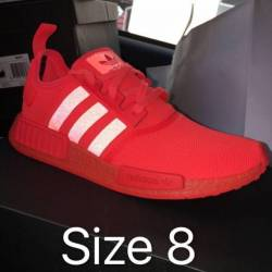 Adidas nmd r1 solar red s31507