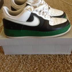 Nike air force 1 low pine gree...