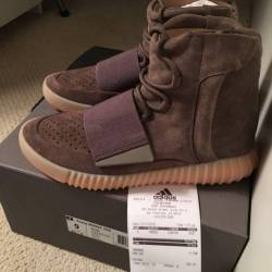 Adidas yeezy boost 750 light b...