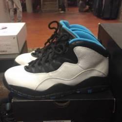 Jordan 10 powder blue size 9.5...