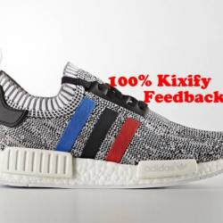 Adidas nmd pk r1 tri color bb2888