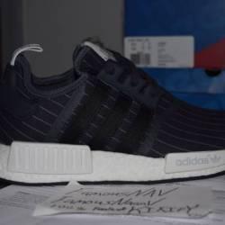 Adidas x bedwin r1 nmd black b...
