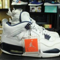 Jordan 4 columbia size 12 pre ...