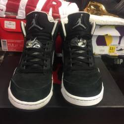 Jordan 5 oreo size 11.5 pre owned