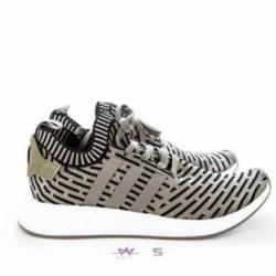 Nmd_r2 pk sz 12 olive ds ba7198