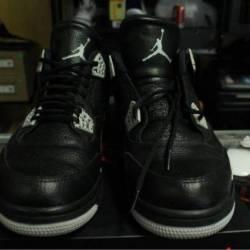 Jordan 4 oreo size  13 pre owned