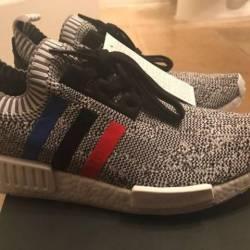 """Adidas nmd r1 primeknit """"grey""""..."""