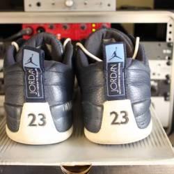 Jordan 12 retro low obsidian (...