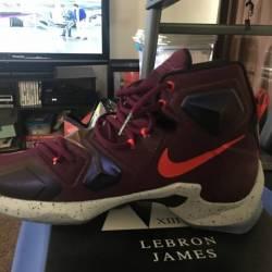 Nike lebron 13 - written in th...