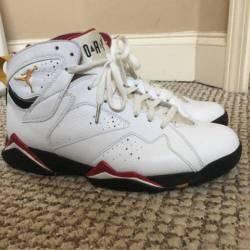 Jordan 7 cardinal