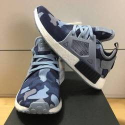 adidas nmd xr1 blue duck camouflage Bristol Backpackers
