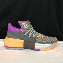 Adidas dame 3 grey all-star bb...