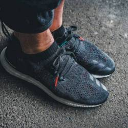 Adidas ultra boost uncaged bla...