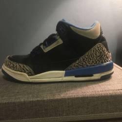 Air jordan 3 - sport blue