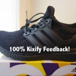 Adidas ultra boost 3 0 triple ...