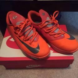 Nike kd 6 - nyc 66
