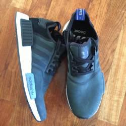Adidas nmd - black suede