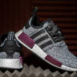 adidas NMD R1 Primeknit Black/White Releasing in Fall