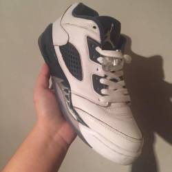 Air jordan 5 low - dunk from a...